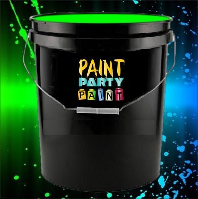 5 Gallon - Washable Neon Paint